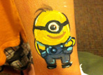 Body Art Minion