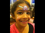 Face Painting Princess Mermaid