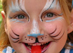 Face Painting Rabbit
