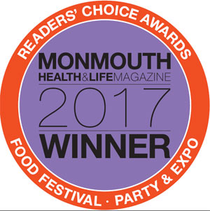 2017 Best of Monmouth County Readers Choice Party Planning